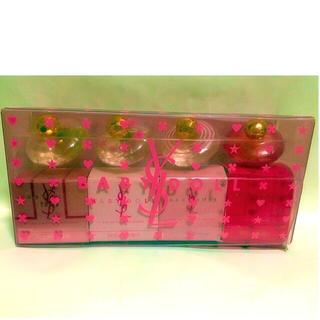 イヴサンローランボーテ(Yves Saint Laurent Beaute)のベビードール4個セット(香水(女性用))