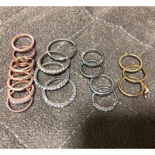 エイチアンドエム(H&M)のファランジリング(リング(指輪))