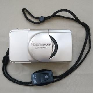 オリンパス(OLYMPUS)のオリンパス μ ズーム 115 リモコン付(フィルムカメラ)