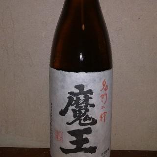 【再値下‼️】本格芋焼酎魔王1.8L×1本(焼酎)