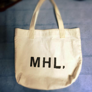 エムエイチアイバイマハリシ(MHI by maharishi)のMHL バッグ(トートバッグ)