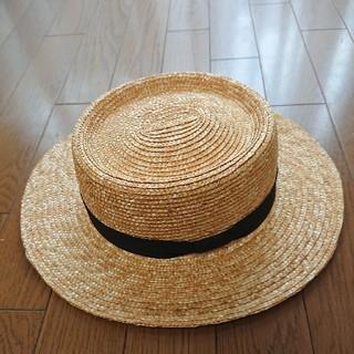 スタディオクリップ(STUDIO CLIP)の☆studio clip☆カンカン帽(麦わら帽子/ストローハット)