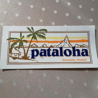 パタゴニア(patagonia)のpatagonia パタロハステッカー(その他)