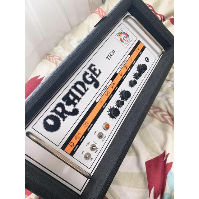 Orange TH30H Black 楽器のギター(ギターアンプ)の商品写真