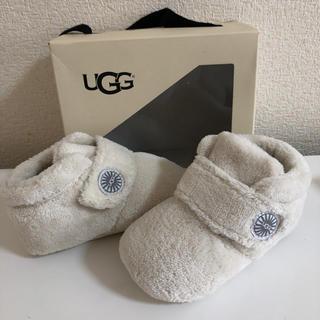 アグ(UGG)の新品 UGG ベビーシューズ 12.5cm(スニーカー)