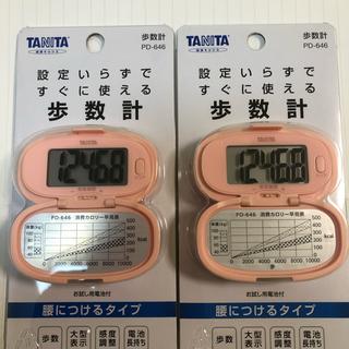 TANITA - タニタ歩数計かんたん