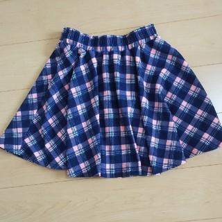 ベルメゾン(ベルメゾン)のパンツイン フレアスカート(ひざ丈スカート)