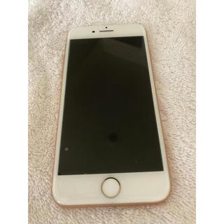 アップル(Apple)のiPhone8 256GB 美品 キズなし(スマートフォン本体)