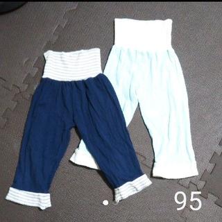 アカチャンホンポ(アカチャンホンポ)の腹巻付きパジャマ パンツ(パジャマ)
