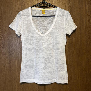 バックナンバー(BACK NUMBER)のBACKNUMBER レディースTシャツ  M 白(Tシャツ(半袖/袖なし))