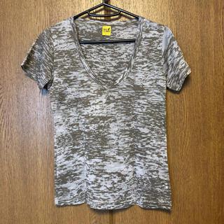 バックナンバー(BACK NUMBER)のBACKNUMBER レディース Tシャツ  M こげ茶(Tシャツ(半袖/袖なし))