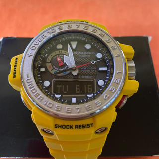 カシオ(CASIO)の(ルフィ様専用)Casio GWN-1000-9AJF(腕時計(デジタル))