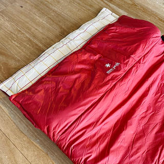 スノーピーク(Snow Peak)のsnow peak セパレートシュラフオフトンLX 寝袋(寝袋/寝具)