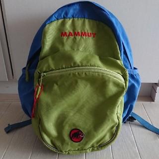 マムート(Mammut)の【ごん様】MAMMUT マムート first zip 16 キッズ  リュック(リュックサック)