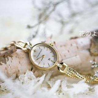 アガット(agete)のTime&Bouquet 腕時計(腕時計)