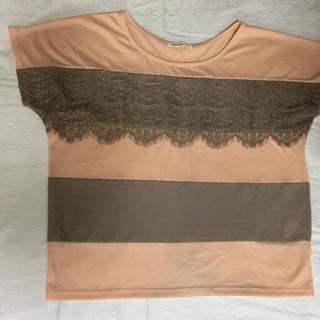ナチュラルビューティーベーシック(NATURAL BEAUTY BASIC)のトップス(Tシャツ(半袖/袖なし))