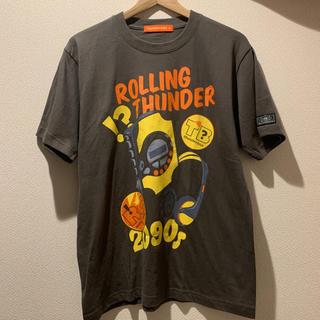 ローリングクレイドル(ROLLING CRADLE)のロリクレ  thunderbox  ローリングサンダー Tシャツ(Tシャツ/カットソー(半袖/袖なし))