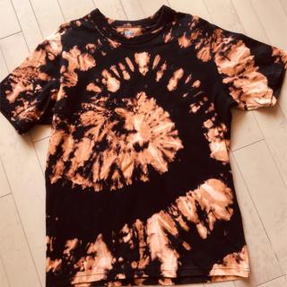 ユニクロ(UNIQLO)のタイダイ ユニクロ Tシャツ(Tシャツ/カットソー(半袖/袖なし))