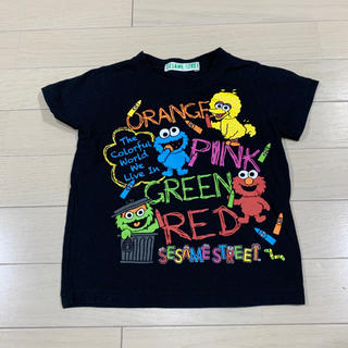セサミストリート(SESAME STREET)のセサミストリート Tシャツ サイズ90(Tシャツ/カットソー)