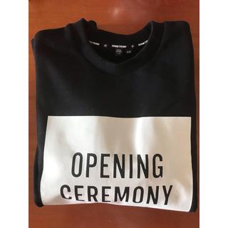 オープニングセレモニー(OPENING CEREMONY)のopening ceremony スウェットTシャツ(トレーナー/スウェット)