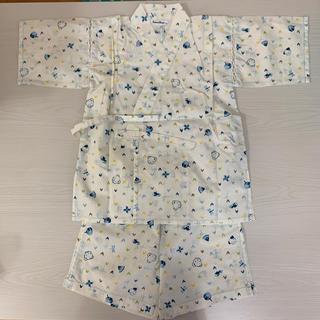ファミリア(familiar)のファミリア 甚平 120センチ 男の子(甚平/浴衣)