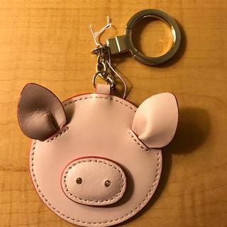 kate spade new york - ケイトスペード キーホルダー 豚