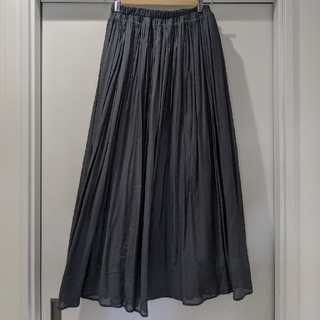 イエナスローブ(IENA SLOBE)のパシオーネ ランダムプリーツスカート ロングスカート(ロングスカート)