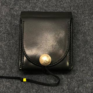 ゴローズ(goro's)の新型二つ折り財布 黒 ゴローズ(折り財布)