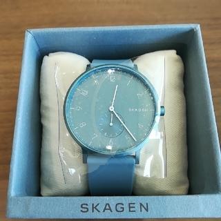 SKAGEN - 【値下げ】スカーゲン 腕時計 ライトブルー
