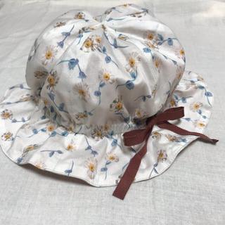 Bonpoint - ハンドメイド✳︎帽子 チューリップハット リバティ  メロディスモール