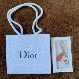 ディオール(Dior)の【 非売品 】ゴールド会員のみのプレゼント♡とショップ袋のセット(ノベルティグッズ)
