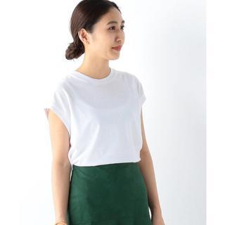 デミルクスビームス(Demi-Luxe BEAMS)のssk様専用  AURALEE   シームレス ノースリーブTシャツ(Tシャツ(半袖/袖なし))