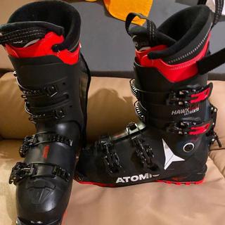 アトミック(ATOMIC)のATOMIC HAWX 120 スキーブーツ(ブーツ)