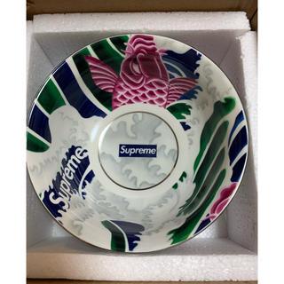 シュプリーム(Supreme)のsupreme waves ceramic bowls 丼 どんぶり(食器)