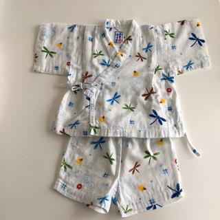 ミキハウス(mikihouse)のミキハウス 甚平 80(甚平/浴衣)