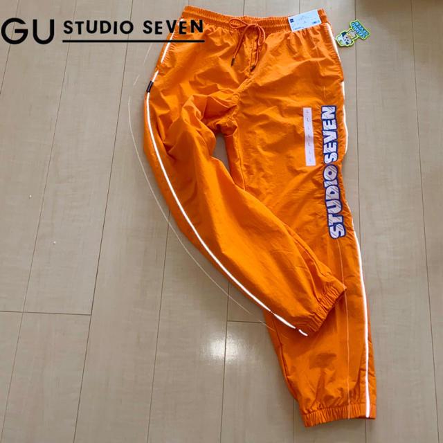 GU(ジーユー)のスタジオセブン ジョガーパンツ メンズのパンツ(ワークパンツ/カーゴパンツ)の商品写真