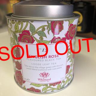 ルピシア(LUPICIA)のWhittard English Rose Tea 100g(茶)