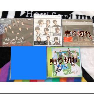 ヘイセイジャンプ(Hey! Say! JUMP)のHeySayJUMP シングル 通常盤(ミュージック)