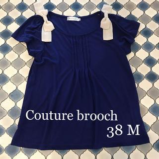 クチュールブローチ(Couture Brooch)のCouture brooch  クチュールブローチ  半袖 トップス (シャツ/ブラウス(半袖/袖なし))