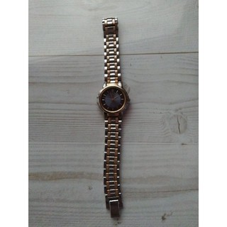 アルバ(ALBA)のアルバ腕時計 フェイスに細かい傷多数(腕時計)