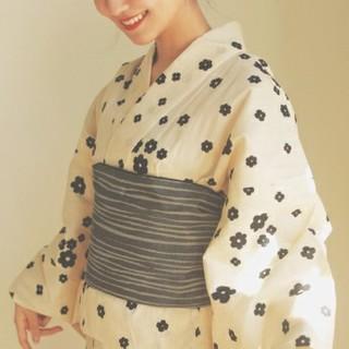 「haluhiroine」の花こもん浴衣(浴衣)