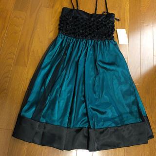 ザラ(ZARA)の新品★ドレス ワンピース(๑˃̵ᴗ˂̵)結婚式(ミニドレス)
