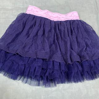 サンリオ(サンリオ)の可愛いマイメロコラボスカート 120cm  サンリオ (スカート)