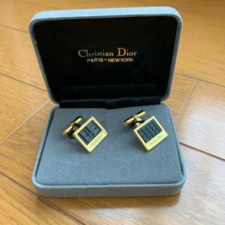 クリスチャンディオール(Christian Dior)のChristian Dior ネクタイピン カフスボタン(カフリンクス)