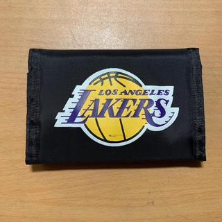 ニューエラー(NEW ERA)のレイカーズ 財布 LAKERS(折り財布)