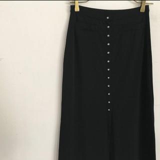 アニエスベー(agnes b.)のagnis b vintage long skirt(ロングスカート)
