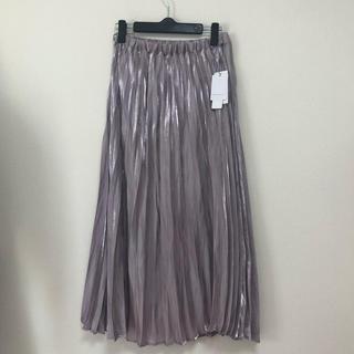 ダズリン(dazzlin)の新品未使用タグ付き チュールスカート(ロングスカート)
