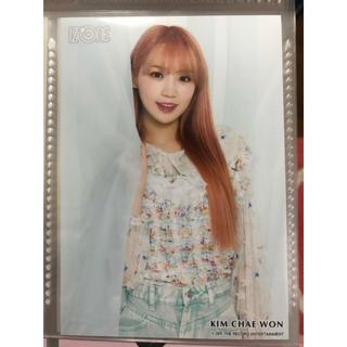 エーケービーフォーティーエイト(AKB48)のIZONE izone アイズワン 生写真 チェウォン(K-POP/アジア)