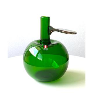 イッタラ(iittala)のアップル グリーン オイバ ・トイッカ イッタラ バード Apple(置物)