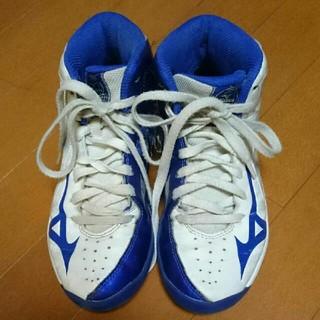 MIZUNO - バッシュ ミズノ 22.5 バスケ 靴